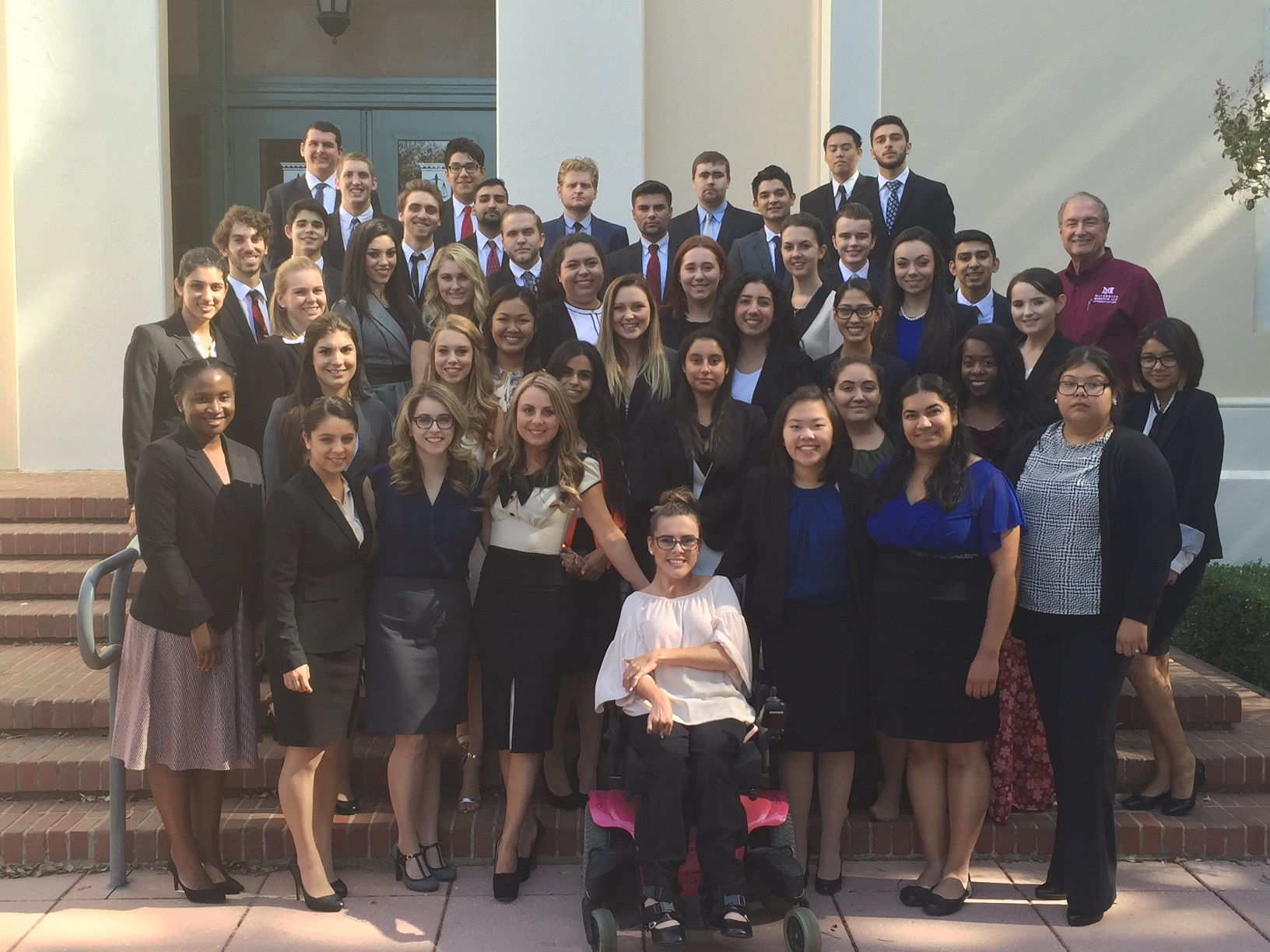 Mock Trial group