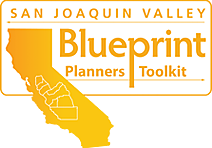SJV Blueprint Planners' Toolkit