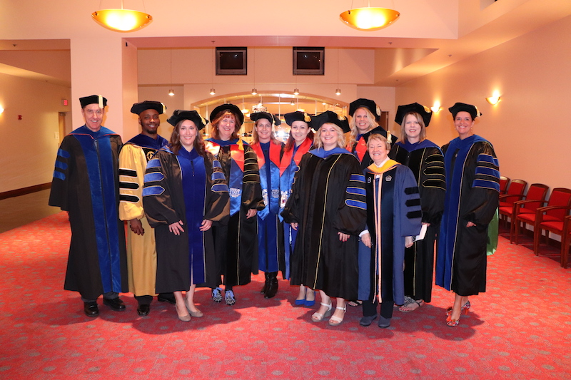 faculty convocation