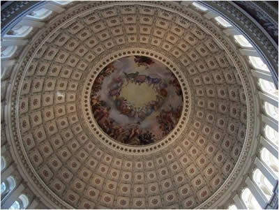 Capitol Rotunda Dome