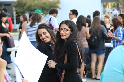 Women's Studies Students